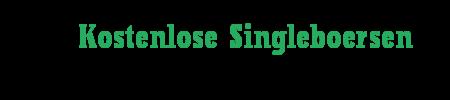 Kostenlose Singleboersen
